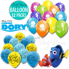 FINDING DORY NEMO OCEAN BIRTHDAY PARTY SUPPLIES DECORATIONS BALLOON BALLOONS