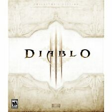 Diablo III Collector's Edition, Brand New Sealed (Mac/Windows, 2012) Diablo 3 CE