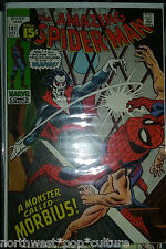 AMAZING SPIDER-MAN # 101 # (Marvel, 1971)  First Appearance MORBIUS