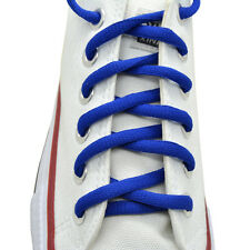 "Oval 45"" Sport Athletic Sneakers Strings ""Royal Blue"" Shoelaces"
