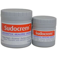 New Sudocrem Antiseptic Healing Cream Best For Eczema Nappy Rash Surface Wounds