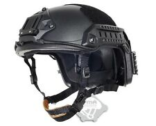 FMA maritime Tactical Protective Helmet Police Swat Black For Airsoft Paintball