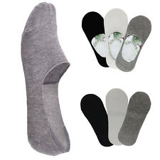 1 Pair Soft Men Sports Invisible Low Cut Cotton Ankle Short Boat Stocking Socks