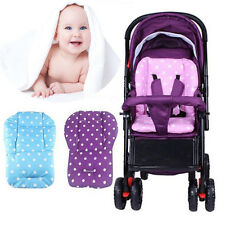 Practical Infant Stroller Seat Cushion Cotton Padding Liner Cotton Thick Mat