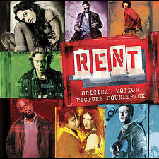 RENT [Original Motion Picture Soundtrack] by Jonathan Larson (CD, Sep-2005)