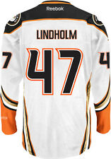 Hampus Lindholm Anaheim Ducks NHL Away Reebok Premier Hockey Jersey