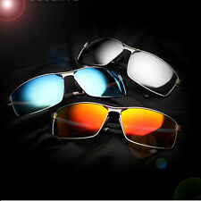 New Mens Polarized Sunglasses Outdoor Sport Eyewear Driving Fishing Glasses USA