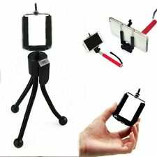 For Cell Phone Camera Stand Mount Holder Clip Bracket Monopod Tripod Adapter NEW