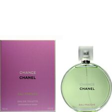 "Chance ""Eau Fraiche"" By Chanel For Women-Edt/Spr-5.0oz/150ml-Brand New In Box"