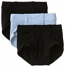 Hanes BU720A Boys 3 Pack Ultimate Comfortsoft Dyed Brief L- Choose SZ/Color.