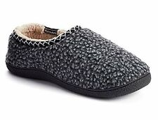 ISOTONER Isotoner Sherpa Mens Slippers- Choose SZ/Color.