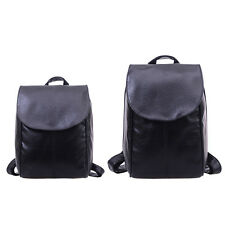 New Women's Book Backpack Travel PU Leather Handbag Rucksack Shoulder School Bag
