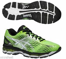 MENS ASICS GEL NIMBUS 17 (2E) WIDE FIT RUNNING/FITNESS/TRAINING/RUNNERS SHOES