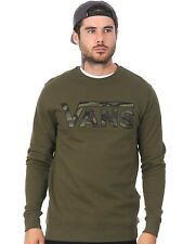 Vans Grape Leaf-Camo Classic Crew Sweater