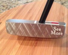 """See More PTM 3 Precision Tour Milled 3 Putter 34"""" SuperStroke SeeMore Center"""