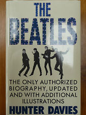 The BeatlesThe only Authorised Biography by Hunter Davies revised 1985 hardcover