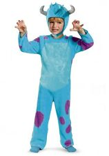 Monsters University Classic Sully Toddler Costume, Blue, Disguise