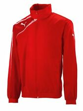 Puma Spirit Team Rain Jacket - Adult - Red
