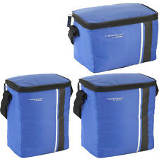 GENUINE THERMOS COOLER COOLING COOL BOX INSULATED CAMPING FOOD STORAGE  BLUE BAG