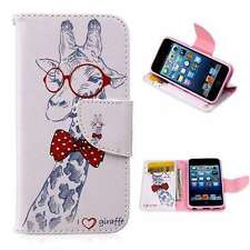 For Various Phones PU leather stand wallet flip Case skin cover pouch