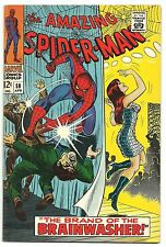 AMAZING SPIDER-MAN 59 FN+ 6.5 1st Mary Jane cover! Marvel 1968 Lee and Romita