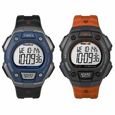 Timex Ironman Men's Sport Watch   Classic 50-Lap Timer Indiglo Full-Size