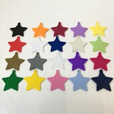 Plastic Balloon Weights Star Shape Choose Colour For Helium & Latex Balloons