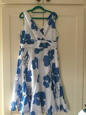 Per Una Summer Dress Size 14 R Lovely!