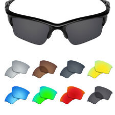 POLARIZED Replacement Lenses for-OAKLEY Half Jacket 2.0 XL Sunglasses UVA&UVB