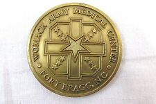 US ARMY Medical Department Womack Center Fort Bragg, NC Challenge Coin