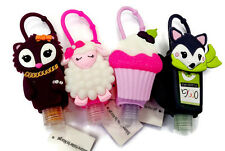 Bath & Body Works Cute Silicon Pocketbac Travel Hanger Holder and Hand Sanitizer