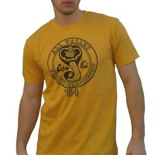 Cobra Kai Karate Championship Karate Kid T-Shirt New