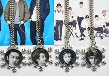 K-POP Star EXO pendant necklace Gift giveaways Free Shopping KPOP
