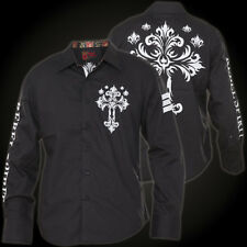 Rebel Spirit Shirt LSW151749 Black