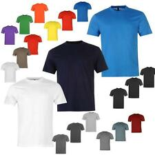 Donnay 3 Three Pack T-Shirts Mens Crew Neck Short Sleeves Top ~All sizes S - 4XL