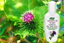 Burdock oil 100ml. Many kinds. Stimulation of growth and strengthening hair.