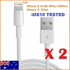 USB 8Pin Data Lightning Cable Charger for iPhone 5 5S 6 6S 6Plus 7 iPad 4 Mini