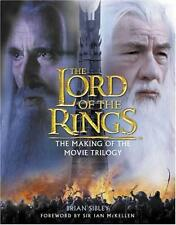 The Lord of the Rings: The Making of the Movie Trilogy, Brian Sibley | Paperback