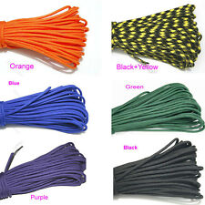 Outdoor Survival Nylon Parachute Cord Paracord 550 7 Core Strand 100FT Need