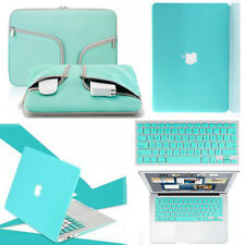 Hard Case Shell Keyboard Cover Carry Bag Set for Macbook Pro/Air/Retina 11 13 15