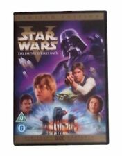 STAR WARS Episode 5 The Empire Strikes Back 2 Disc Limited Edition DVD + EXTRAS