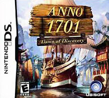 ANNO 1701: Dawn of Discovery (Nintendo DS) – Sealed