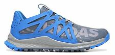 New adidas Mens VIGOR BOUNCE Running Shoes Trail Gray Blue Thrasher a1
