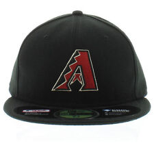 Arizona Diamondbacks 6 7/8 On Field Alternate New Era 59FIFTY Cap Fitted Hat $40