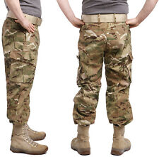 MTP CAMOUFLAGE COMBAT TROUSERS - ARMY ISSUE MULTICAM TROUSERS