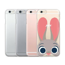 G.Case Zootopia Jelly Anti-shock Smartphone Case for iPhone and Galaxy