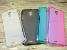 Soft TPU Silicone Gel Clear Skin Case Cover for ZOPO ZP320