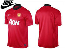 Nike Manchester United Authentic Home Jersey Red 532837-624  Mens SMALL Large