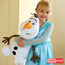 "NEW Frozen Olaf the Snowman Soft Stuffed Doll Toy  Plush Toys 21"" 17"" 12"""