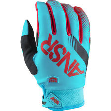 Answer 2017 Mx NEW Syncron BMX MTB Dirt Bike Red Teal Motocross Gloves